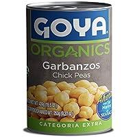 Goya Garbanzos Orgánicos 439 g