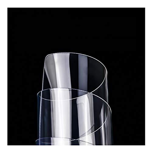 ZWYSL Mantel Transparente Estera De Mesa Transparente De TPU Mantel De Vidrio Suave 1,5 Mm, 2 Mm A Prueba De Agua Y Aceite No Lavar (Color : 2mm, Size : 90X150cm)