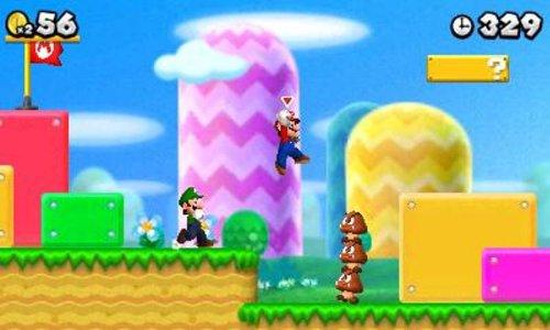『New スーパーマリオブラザーズ 2 - 3DS』の2枚目の画像