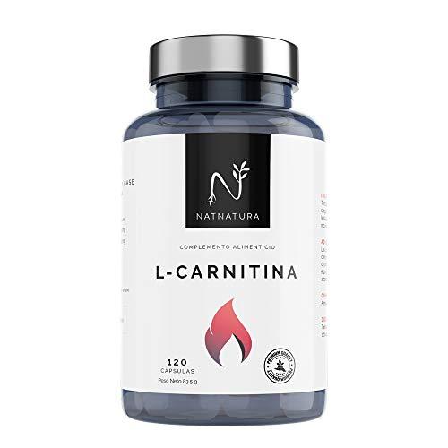 L-Carnitina.Complemento Alimenticio...