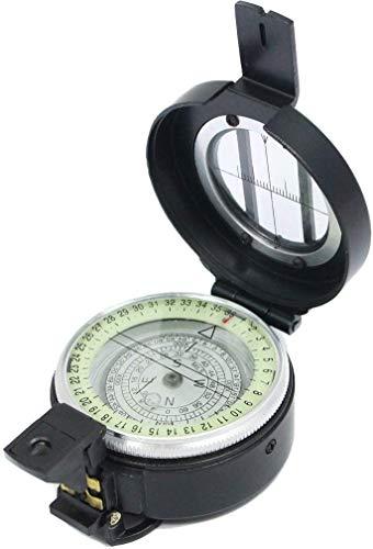 Mil-Tec Brit.Lensatic Bussola in Metallo