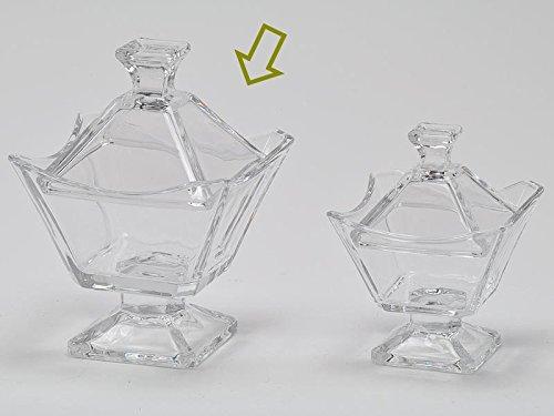 DGS4061 - Cajita para bombones de cristal para boda, DGS4061