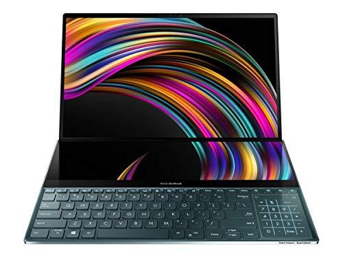 ASUS ZenBook Pro Duo UX581GV-H2002R Negro Portátil 39,6 cm (15.6