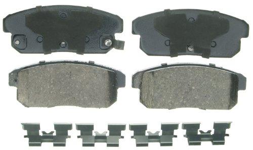 Wagner QuickStop ZD900 Ceramic Disc Brake Pad Set