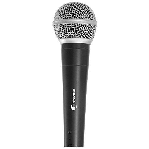 STEREN Microfono Profesional Vocal