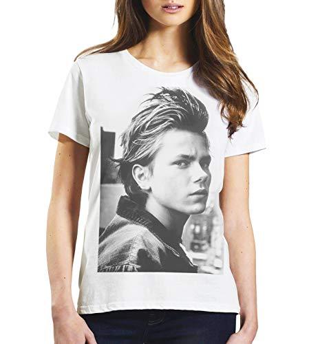 Ladies River Phoenix Tribute T-shirt. XS to XXL