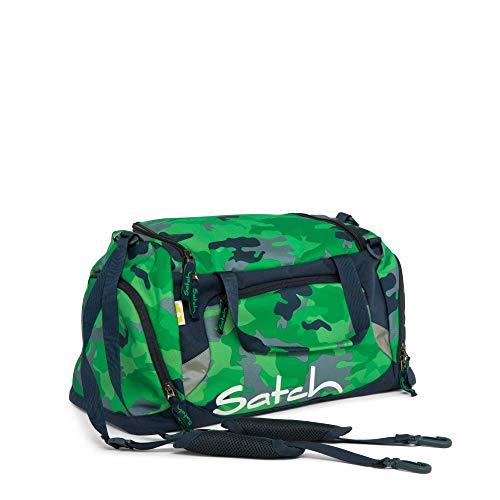 Satch 15 sac de sport 50 cm Green Camou