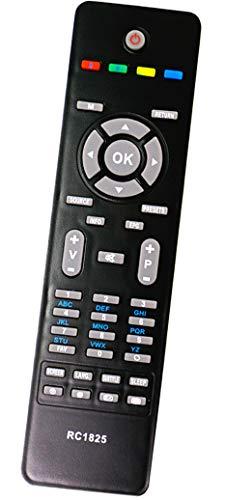 ALLIMITY RC1825 Fernbedienung Ersetzen für Telefunken T42FHD916CT T40R906DVBCT T40R970LED