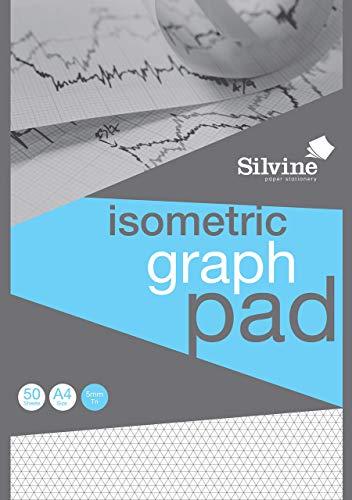 Sivine A4 professionele grafiek pad. 50 Vellen van Kwaliteit 90gsm Papier
