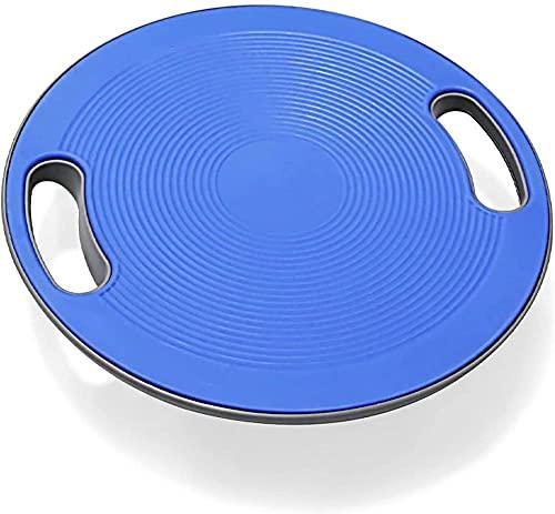 Tabla de Equilibrio oscilante Tabla de Equilibrio de plástico Tabla de balancín Ejercicio Equilibrio Entrenador de Estabilidad para Fisioterapia Entrenamiento básico Entrenamiento de Gimnasio