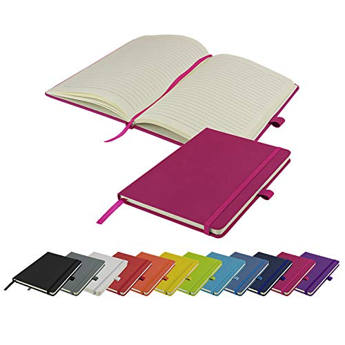 Premium A5 Notebook New Lined Ha...