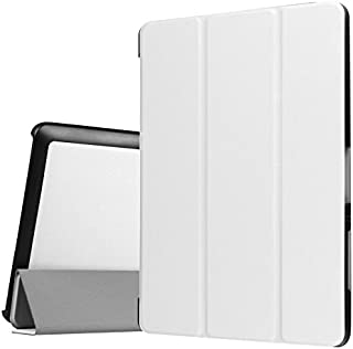 WiTa-Store Cover for Acer Iconia One Tab 10 B3-A30 B3-A32 A3-A40 10.1 Inch Smart Slim Case Book Cover Stand Flip (White) New