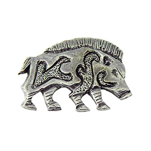 Creative Pewter Designs Celtic Boar Pig Hog G004