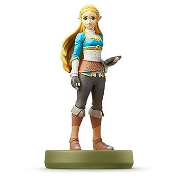Amiibo Zelda - Breath of the Wild  The Legend of Zelda Series  Japan import