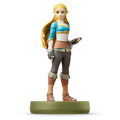 Amiibo Zelda - Legend of Zelda Breath of the Wild series Ver. [Switch / Wii U](Import Giapponese)