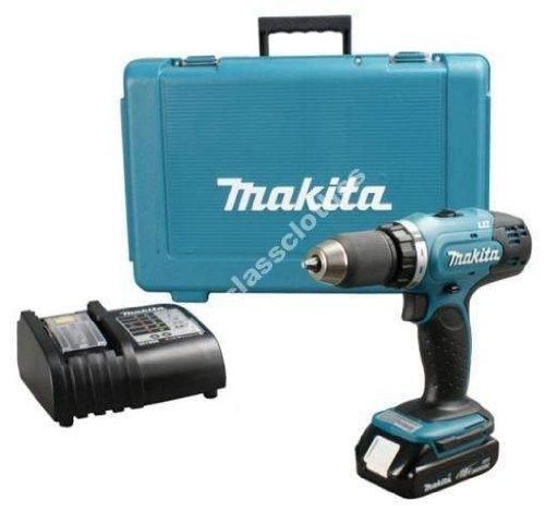 MAKITA 18V Cordless Combi Drill LI-ION BHP453 in MAKITA Carrying CASE