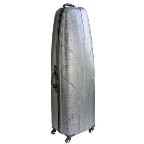 Samsonite Golf Hard-Sided Travel Cover Case, Titanium