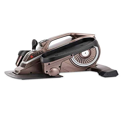 LYDIANZI Hogar Steppers para Ejercicio, Máquina elíptica Inicio Fitness Pérdida de Peso Control Magnético Máquina para Caminar Pequeño Mini Stepper duraderos y con Carga Pesada
