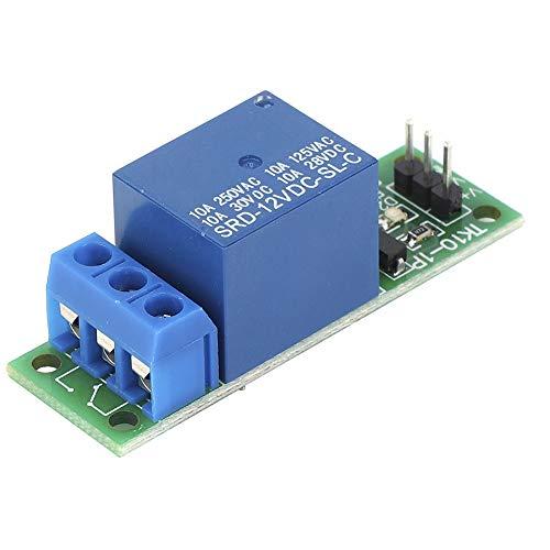 Relaisplatinenmodul DC12V Relaisschalter für Arduino