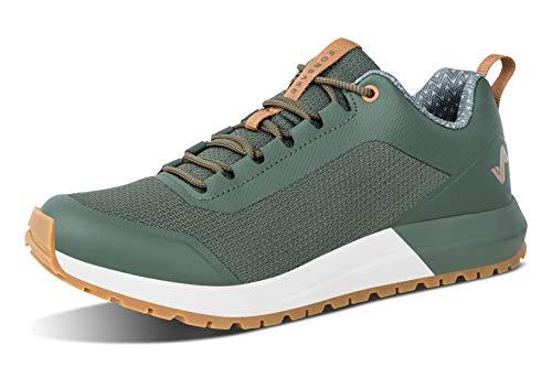 Forsake Cascade - Men's Premium Vegan Hiking Sneaker (11.5 M US, Forest)