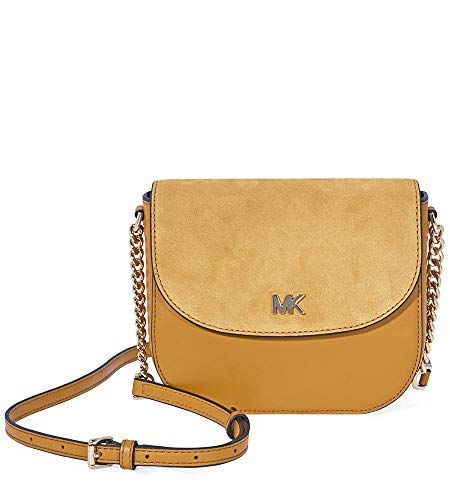 "100% Leather Gold-Tone Hardware 8""W X 6.5""H X 2""D Adjustable Strap: 21""-24.5"" Interior Details: Back Slip Pocket, 3 Front Card Slots"