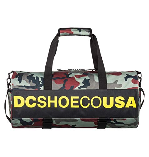 DC Shoes Hawker Duffle 45L - Large Duffle Bag for Men - Männer