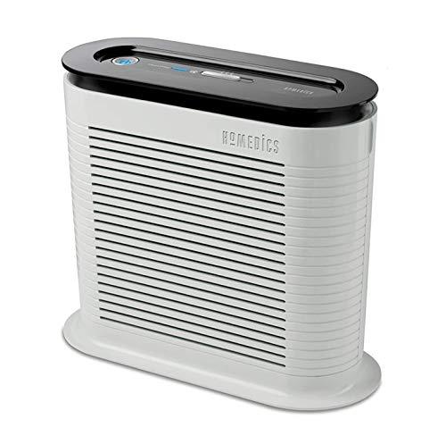 HoMedics Purificador de Aire con verdadera filtración HEPA para Habitaciones pequeñas 🔥