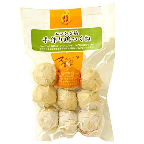 無添加 冷凍総菜 国産 エコかざ鶏 手作りつくね 150g  5パック
