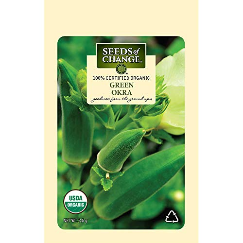 Seeds of Change 6071 Green Okra