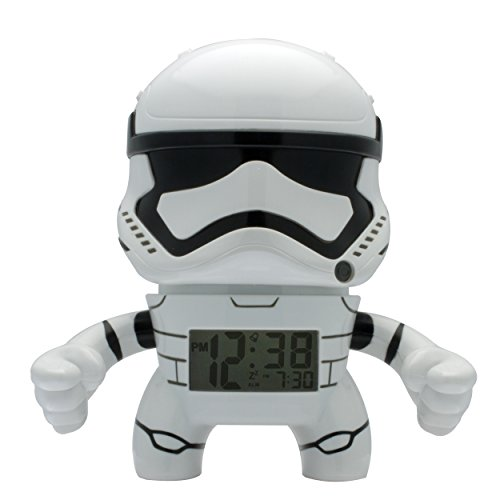 Star Wars - 2020190 - Stormtrooper, Mini Wecker, 9 cm