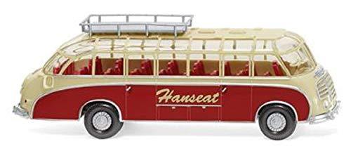 Wiking 073003 Reisebus (Setra S8) Hanseat - Kein Spielzeug!! Miniaturmodell/Sammlerartikel !!