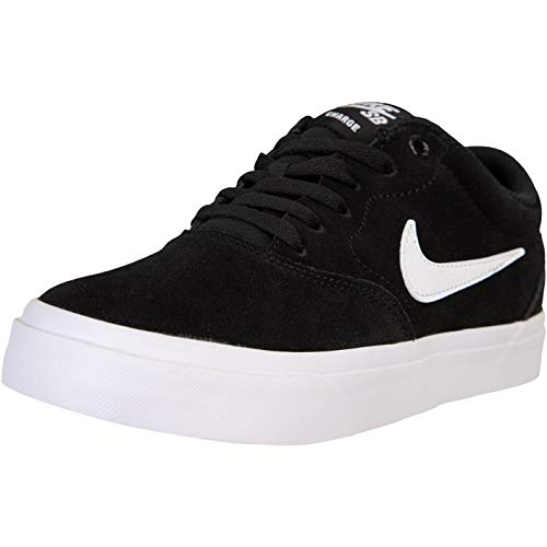 Nike SB Charge Zapatillas de ante, color Negro, talla 43 EU