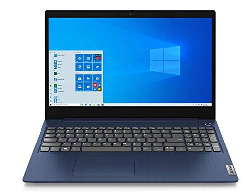 Lenovo IdeaPad 3 Notebook, Display 15.6' Full HD TN, Processore Intel Core i3-1005G1, 256 GB SSD, RAM 8 GB, Windows 10, Abyss Blue