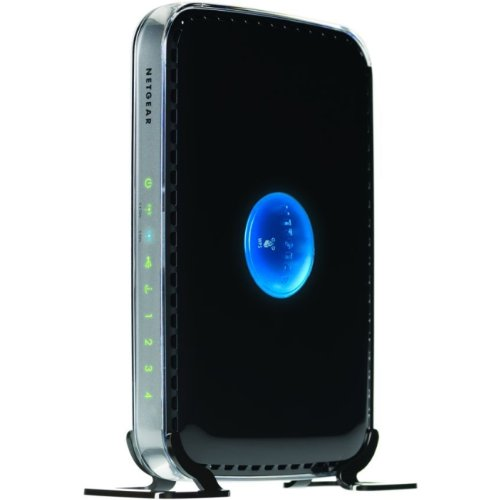Netgear N600 Rangemax Wireless Dual Band Router - 4 X 10/100base-tx Network LAN, 1 X 10/100base-tx