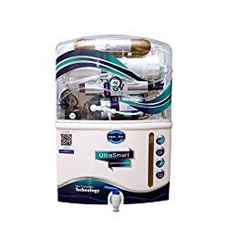 Aquaultra C20 RO+UV+UF+TDS Copper Technology Water Purifier Filter,AQUAULTRA,C20