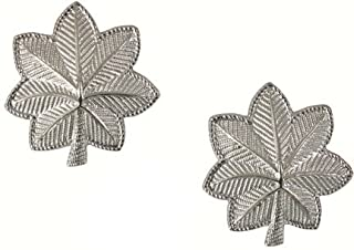 Polished Lieutenant Colonel Officer Insignia Set