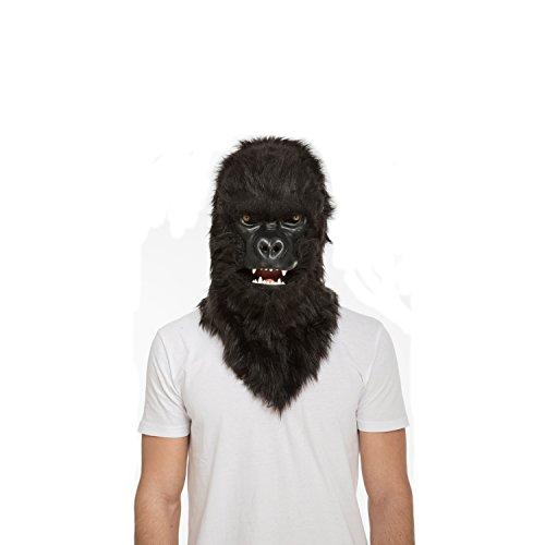My Other Me Me-204682 Máscara con mandíbula móvil gorila