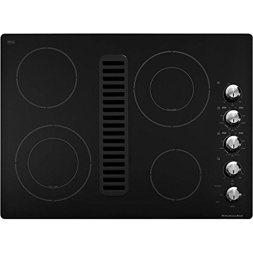 KitchenAid Architect Series II KECD807XBL 30 Smoothtop...