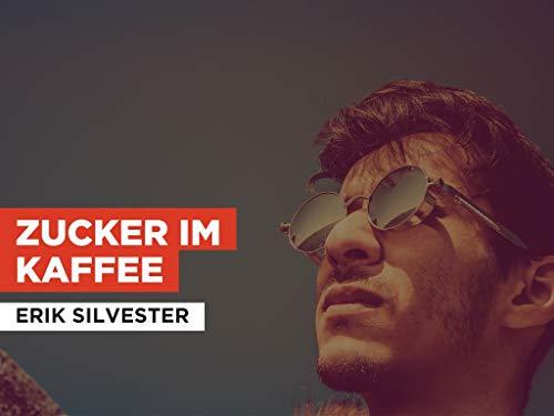 Zucker im Kaffee im Stil von Erik Silvester