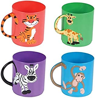 novelty animal mugs