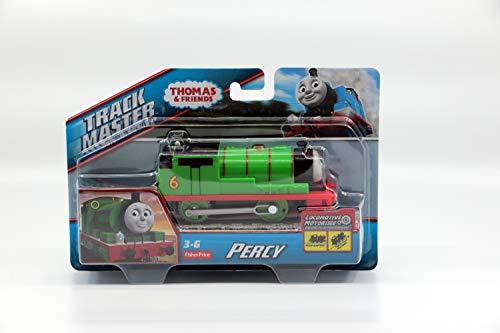 Thomas y Sus Amigos–dfj38–Circuito de Coches–la Locomotora motorizada Percy