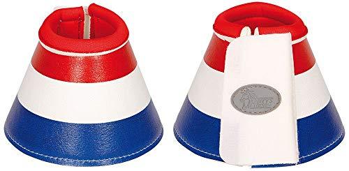 Harry\'s Horse 33600020-01l Springglocken Flag, L, rot/weiß/blau