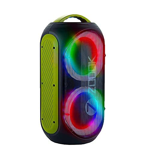Zoook Rocker Show Stopper 100 watts Karaoke Bluetooth Party...