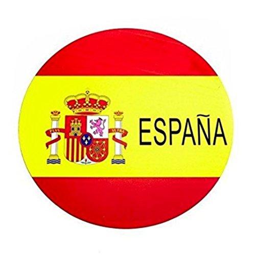 FUSSBALL SPANIEN-LOGO-KÜHLSCHRANK-MAGNET ODER FIFA WORLD CUP