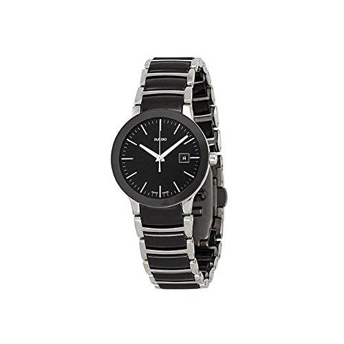 Rado R30935162 - Reloj (Reloj de pulsera, Masculino, Acero inoxidable, Negro, Cerámico, Acero inoxidable, Negro, Acero inoxidable)