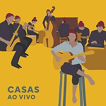 Casas (Ao Vivo)