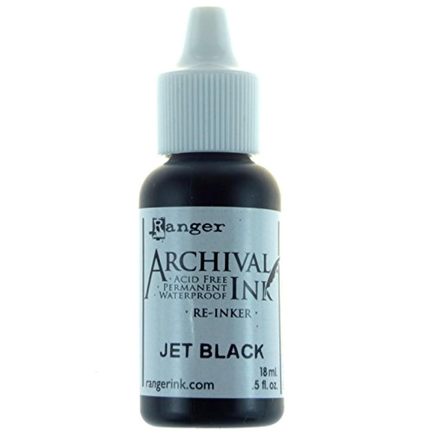 Ranger ARR5-30799 Reinker Archival, Jet Black