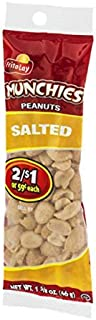 Munchies Salted Peanuts, 1.625 oz