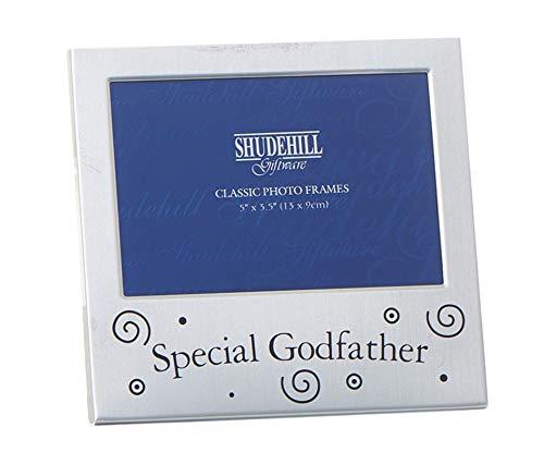 Message Frames Special Godfather, Cornice portafoto per Padrino di Battesimo