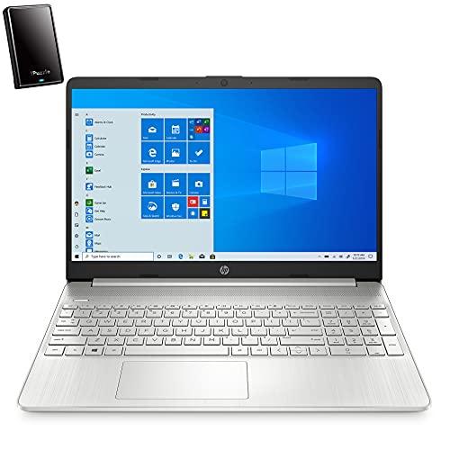 HP 15 15.6' FHD Touchscreen Laptop Computer,...